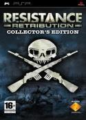 Resistance Retribution édition collector (PSP)