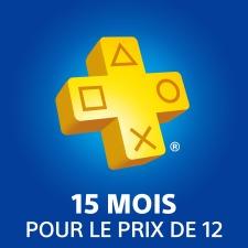 15 mois de PlayStation+ au prix de 12 (PS4, PS3, PS Vita)