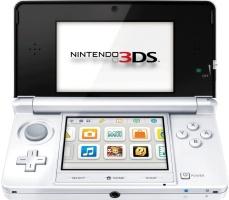 Nintendo 3DS blanc artique