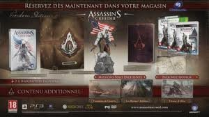 Assassin's Creed III édition Freedom