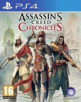 Assassin's Creed Chronicles Trilogie (PS4)