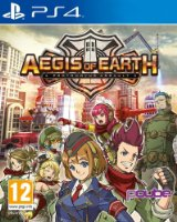 Aegis of Earth : Protovonus Assault (PS4)
