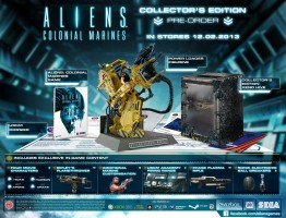 Aliens: Colonial Marines édition collector