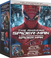 The Amazing Spider-Man 3D: édition collector (blu-ray)