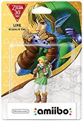Amiibos Zelda 30e Anniversaire