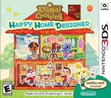 Animal Crossing : Happy Home Designer (3DS)