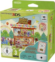 Animal Crossing : Happy Home Designer + Lecteur NFC (3DS)