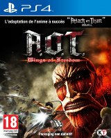 Attack on Titan : Wings of Freedom (PS4)