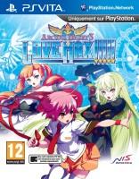 Arcana Heart 3 : Love Max (PS Vita)