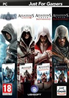 """Triple pack """"Assassin's Creed"""" (PC)"""