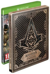 Assassin's Creed : Syndicate + Steelbook (Xbox One)