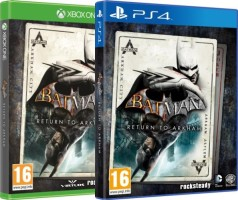 Batman : Return to Arkham (PS4, Xbox One)