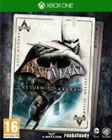 Batman : Return to Arkham (PS4)