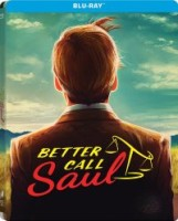 Better Call Saul saison 1 (blu-ray, steelbook)