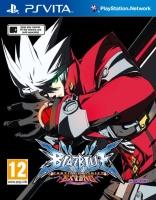 BlazBlue: Continuum Shift Extend (PS Vita)