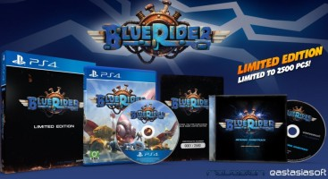 Blue Rider édition collector (PS4)