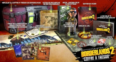 Borderlands 2 édition limitée le coffre à Trésor (PS3)