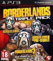 Borderlands Triple Pack (PS3)