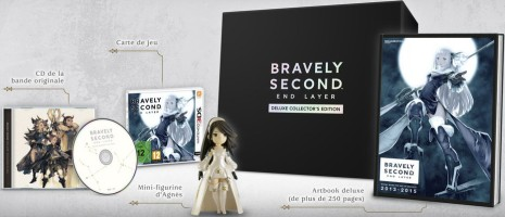 Bravely Second : End Layer édition collector (3DS)