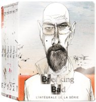 Intégrale Breaking Bad édition limitée steelbook (blu-ray)