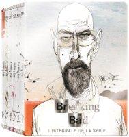 Intégrale Breaking Bad édition limitée steelbook (blu-ray)