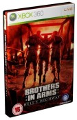 Brothers in Arms : Hell's Highway édition Steelbook (Xbox 360)