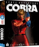 Cobra : Intégrale Collector (blu-ray)