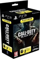 Pack Call of Duty: Black Ops + oreillette sans fil officielle Sony (PS3)