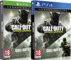 Call of Duty : Infinite Warfare édition Legacy (PS4, Xbox One)