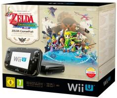 Wii U édition limitée The Legend of Zelda : Wind Waker HD