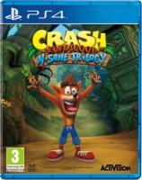 Crash Bandicoot N'Sane Trilogy (PS4)