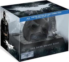 The Dark Knight Rises édition limitée masque de Batman (blu-ray)