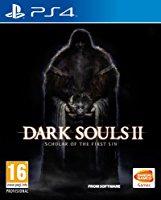Dark Souls II : Scholar of The First Sin (PS4)