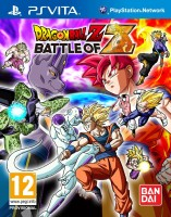 Dragon Ball Z Battle of Z (PS Vita)