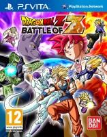 Dragon Ball Z Battle of Z (PS Vita)