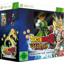 Dragon Ball Z Ultimate Tenkaichi édition collector (xbox 360)