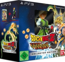 Dragon Ball Z Ultimate Tenkaichi édition collector (PS3)