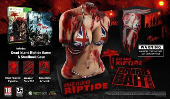 "Dead Island édition collector ""Zombie Bait"" (Xbox 360)"