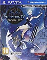 Deception IV : Blood Ties (PS Vita)