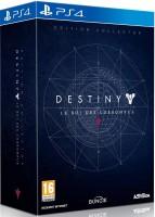 Destiny : Le roi des corrompus édition collector (PS4)