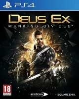 Deus Ex : Mankind Divided édition Day One  (PS4)