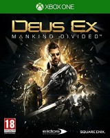 Deus Ex : Mankind Divided édition Day One (Xbox One)