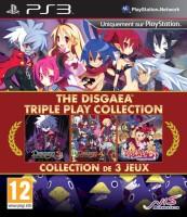 Disgaea Trilogy (PS3)