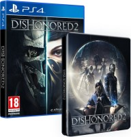 Dishonored 2 (PS4) + steelbook