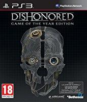 Dishonored édition jeu de l'année (PS3)