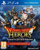 Dragon Quest Heroes : le crépuscule de l'arbre du monde édition Day One (PS4)