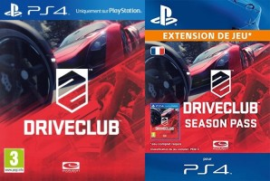 DriveClub + Season Pass (PS4)