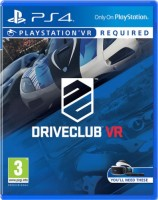DriveClub VR (PS VR)