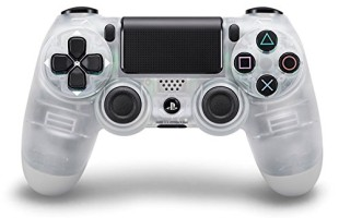 DualShock 4 Crystal (PS4)