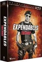 """Trilogie """"Expendables"""" (blu-ray)"""